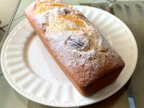 Gâteau Yaourt aux notes d'agrumes