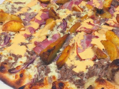 La L'ORenzo, la nouvelle pizza du mois