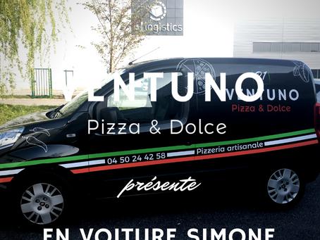 Les Pizzas VENTUNO livrées dans votre entreprise