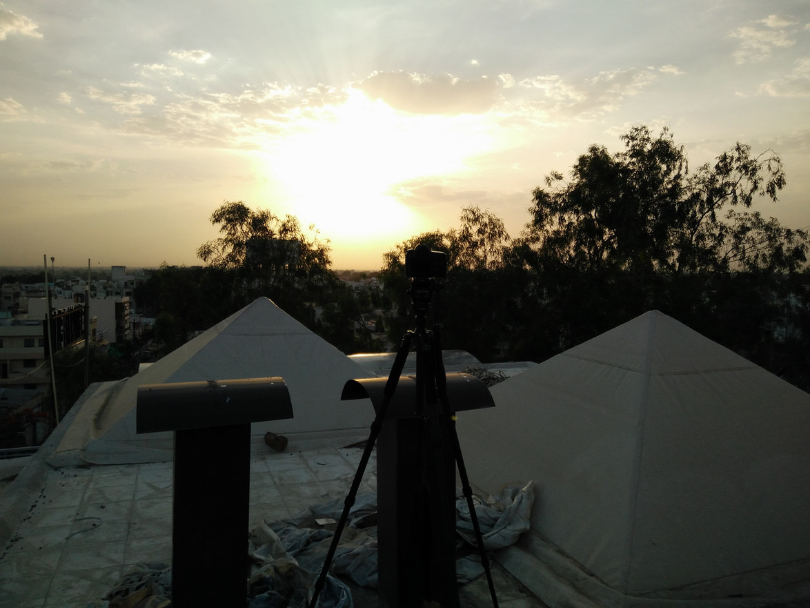 Sundowner @ Maha Kumbh Mela