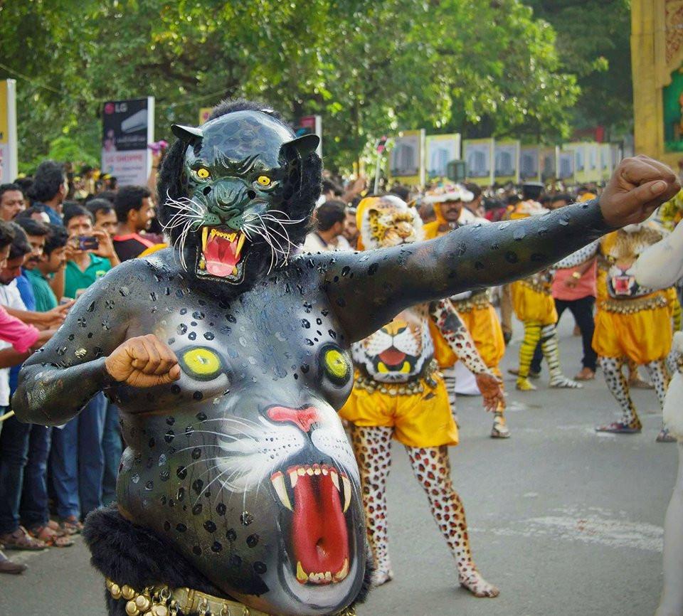 Pauli Kali Festival