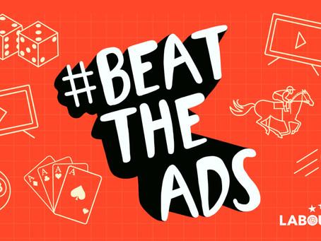 O'DWYER CALLS FOR ACTION TO BE TAKEN ON GAMBLING ADVERTISING.