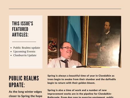 February 2021 Newsletter Vol. 1