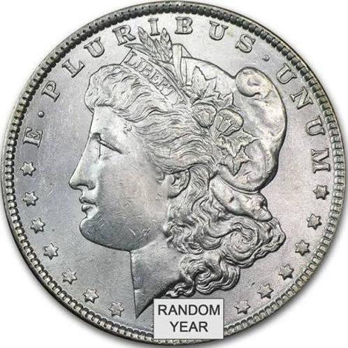 1878 - 1921 Morgan Dollars