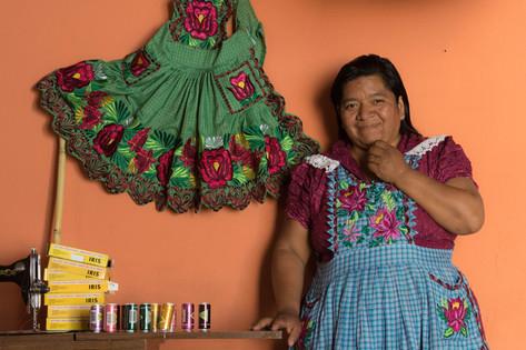 Reyna Policarpo Hernández - San Miguel del Valle