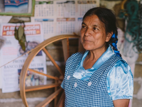 Eulalia Florina Ruíz Morales - Teotitlán del Valle