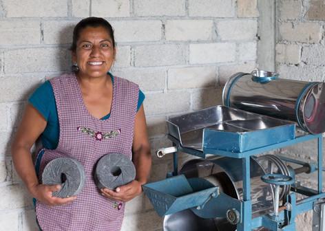 Reyna Sosa Cruz – Teotitlán del Valle