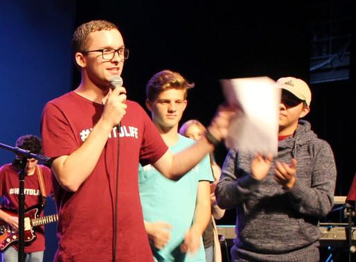 Billy Graham Evangelistic Association Podcast GPS--A 17 Year Old Evangelist