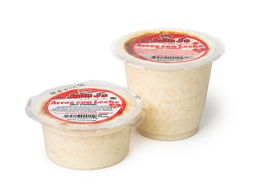 Rice Pudding (4.5 oz. and 8.5 oz.)