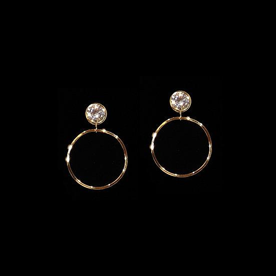 CANDICE Zircon Earrings