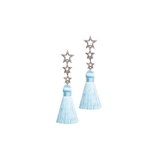 ASTRAEA KYA Vintage Tassel Earrings