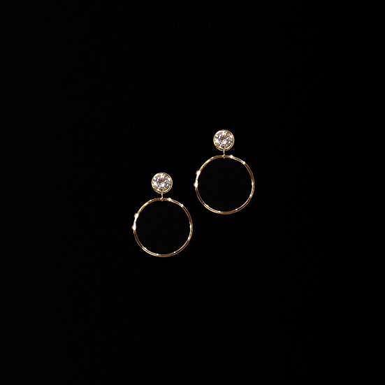 CANDICE Zircon Earrings
