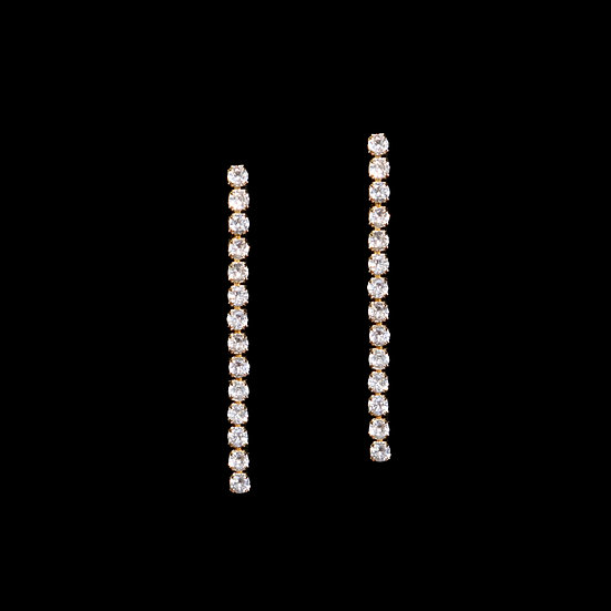 CHARITY Zircon Drop Earrings