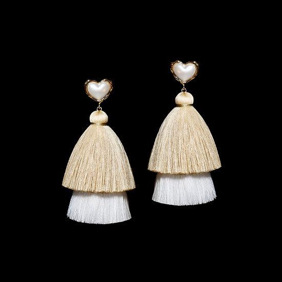 MELISSA Vintage Tassel Earrings