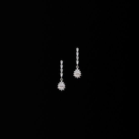 BRIDGET Zircon Drop Earrings