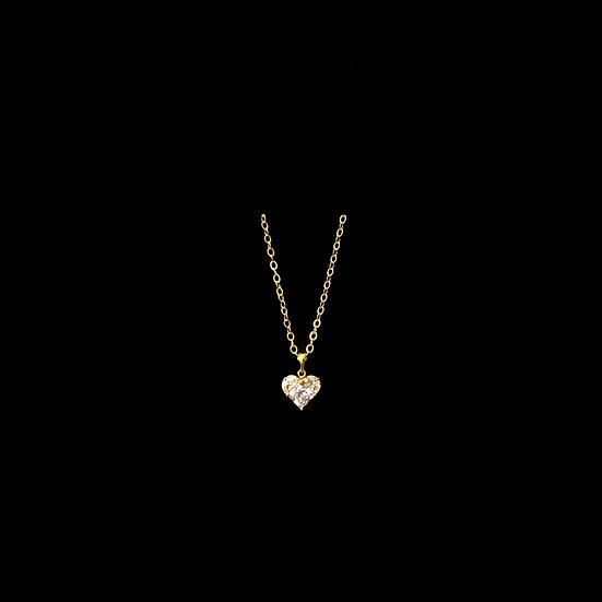 ( PRE-ORDER ) KATHLINE Zircon Necklace