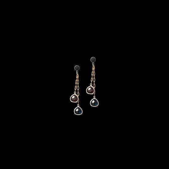 ALICE Crystal Drop Earrings