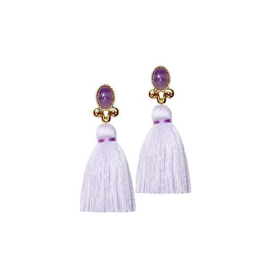 ELEANORE Vintage Tassel Earrings