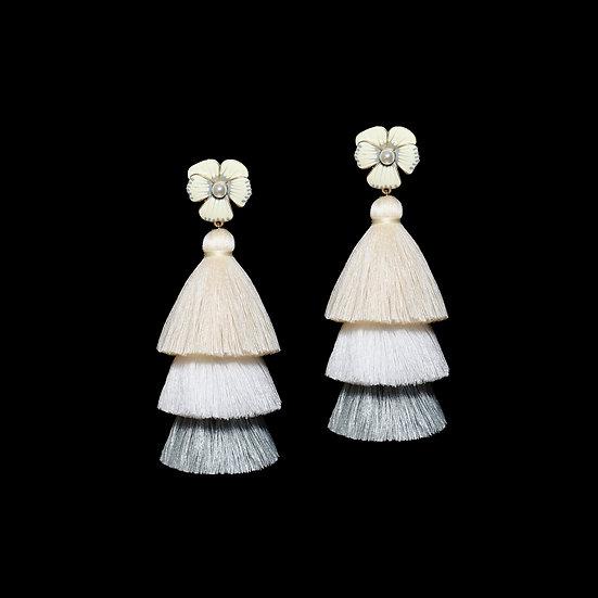 WINIFRED Vintage Tassel Earrings