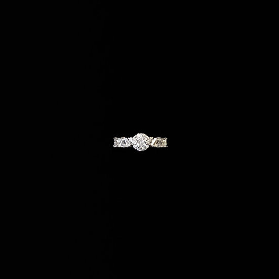 ( PRE-ORDER ) ENDLESS LOVE Sterling Silver Zircon Ring