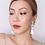 Thumbnail: ALBERTA Opal Vintage Tassel Earrings