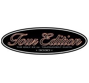 Championship Tour Edition Cloth Pool Table Cloth
