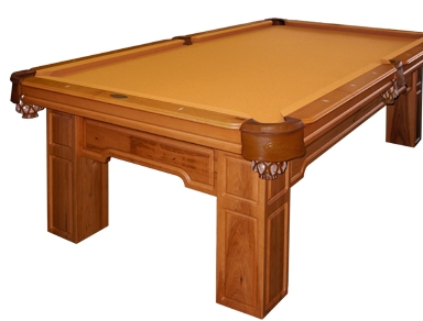 Gold Gorina Pool Table Cloth Tournament