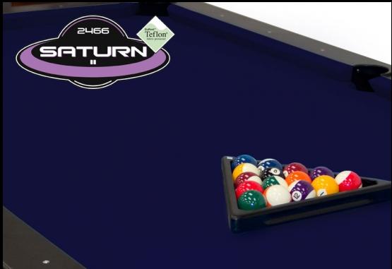 Navy Championship Saturn Pool Table Clot