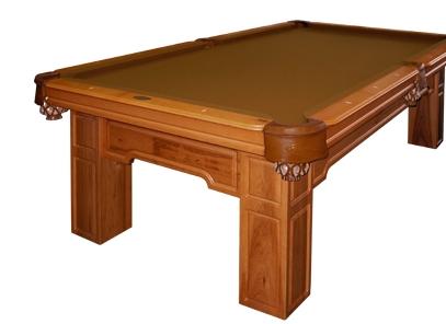 Chocolate Gorina Pool Table Cloth Tourna