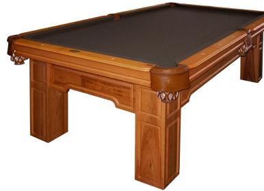 Black Gorina Pool Table Cloth Tournament