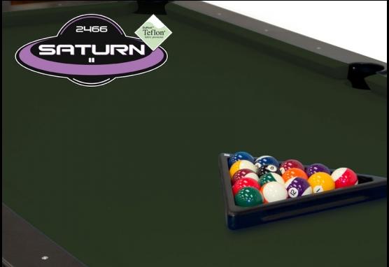 Bottle Green Championship Saturn Pool Ta