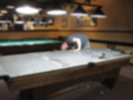 Maine Pool Table Services 207-240-1458