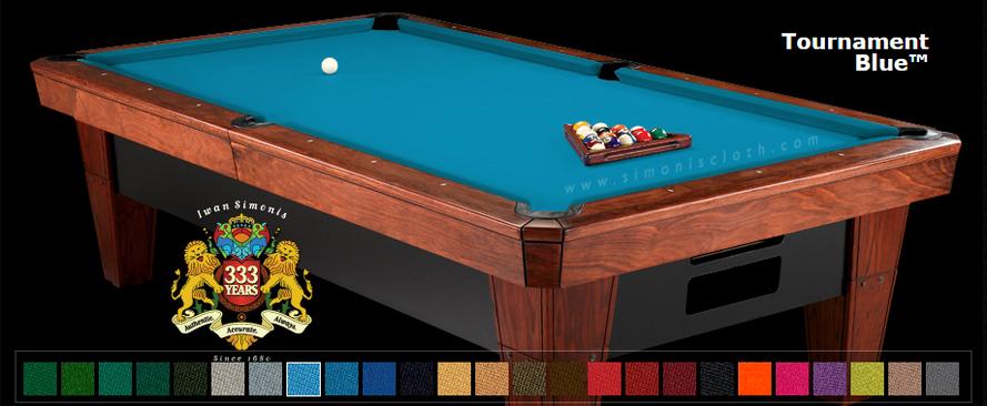 Simonis Tournament Blue