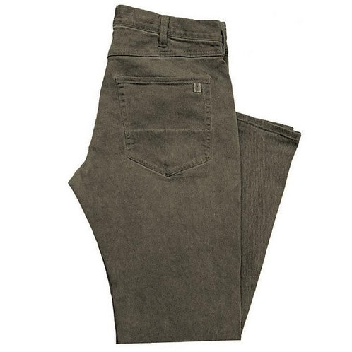 5 pocket pant olive captain fin