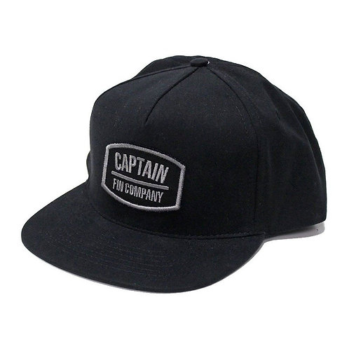 TUG BOAT 5 PANEL BLACK