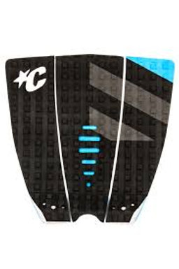 MICK FANNING SURF TRACTION PAD BLACK