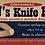 Thumbnail: JJ's Original Knife Kit - JJ1
