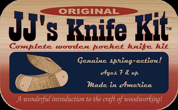 JJ's Original Knife Kit - JJ1