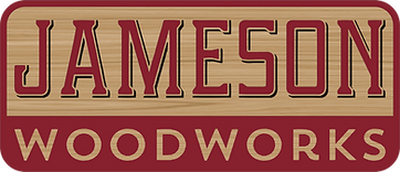 Jameson Woodworks Text Logo