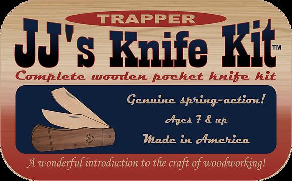JJ's Trapper Knife Kit - JJ2