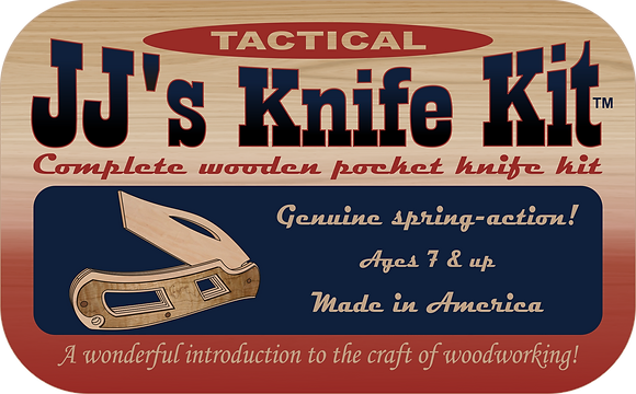 JJ's Tactical Knife Kit - JJ3