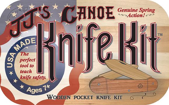 JJ's Canoe Knife Kit - JJ5