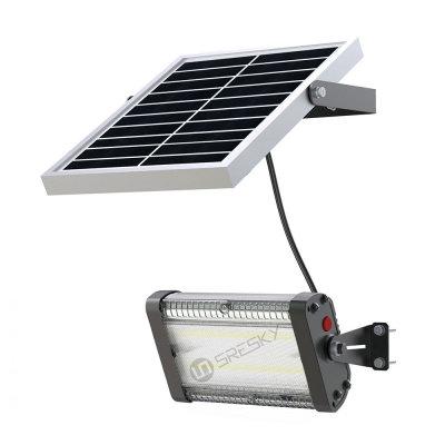 Model: EBO-40 solar yard light - 4000 lumens
