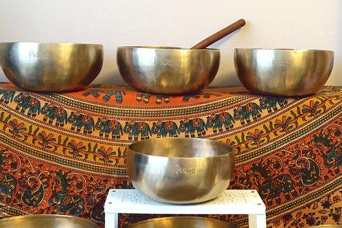 Nirvana Bowl 7 - Chakra Set
