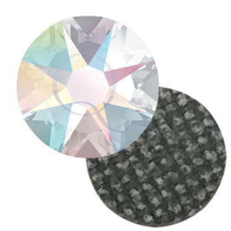 Hotfix Rhinestones - Crystal AB