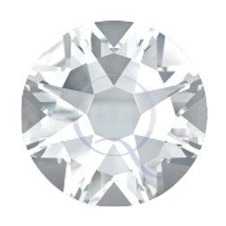 Flat Back Rhinestones Crystal Clear