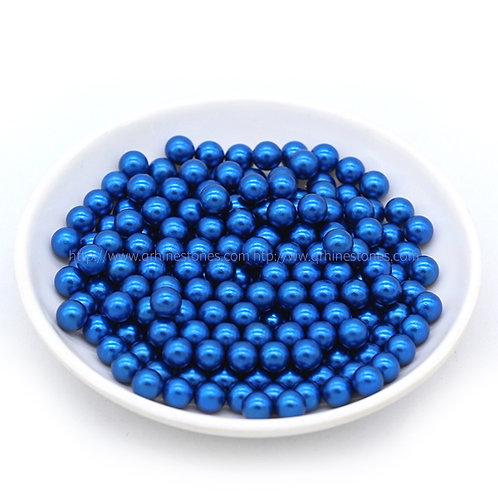 Vase Filler Pearls Dark Blue 6mm / 8mm