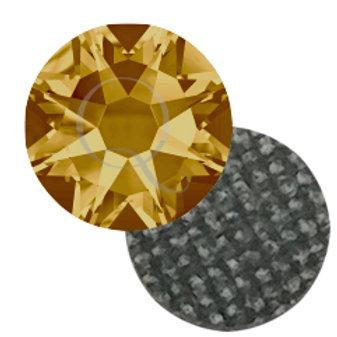 Hotfix Rhinestones - Light Colorado Topaz