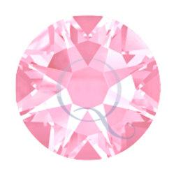 Qrhinestones Light Rose