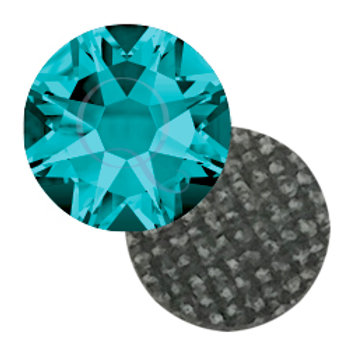 Hotfix Rhinestones - Blue Zircon